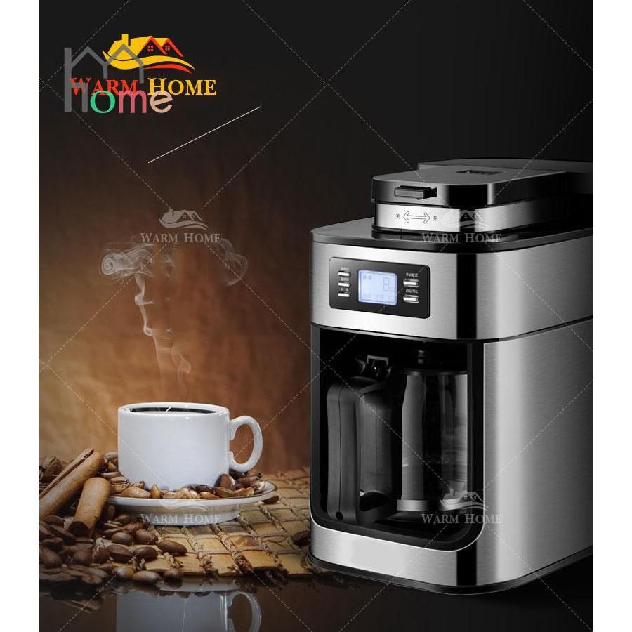 🥞เครื่องบดกาแฟ เครื่องบดเมล็ดกาแฟเครื่องทำกาแฟ เครื่องเตรียมเมล็ดกาแฟ อเนกประสงค์ เครื่องบดกาแฟไฟฟ้า เครื่องบดเมล็ดกาแ