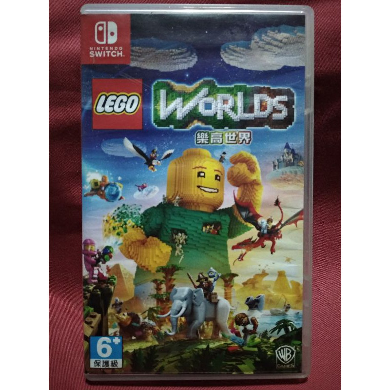 Nintendo Switch Lego Worlds (มือสอง)