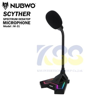 Review Microphone Nubwo M-31
