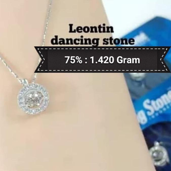 ผลิตภัณฑ์ล่าสุด 75% สีขาวทอง / ทอง / จี้น้ําหนัก 1.090 กรัมราคาถูก