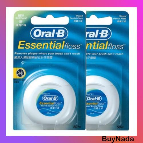 ORAL B FLOSS MINT 50M oral-b floss/ dental floss