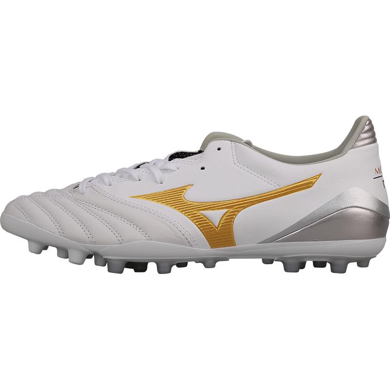 รองเท้าฟุตบอล Mizuno/MizunoMORELIA NEO KL II AGเล็บสั้นรองเท้าฟุตบอลหนังจิงโจ้P1GA205950 I2ep
