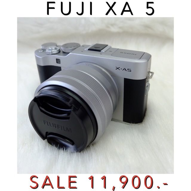 กล้องมือ2 fuji xa5