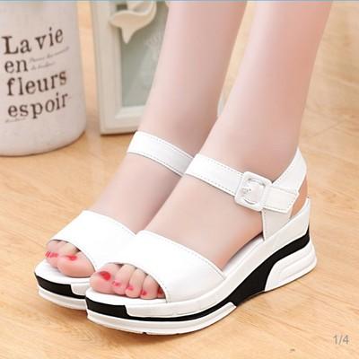 รองเท้าคัชชูผู้หญิง รองเท้าส้นสูงหัวแหลม รองเท้าผู้หญิงรองเท้าส้นสูง รองเท้าแตะหญิง 2020 ใหม่ป่าเวอร์ชั่นเกาหลีของความลา
