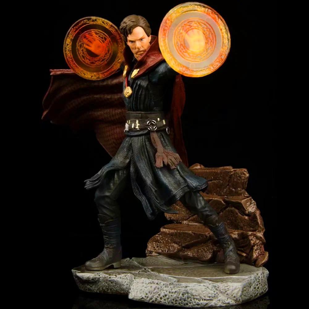 ฟิกเกอร์โมเดล Avengers 1 / 10 Scale ขนาด 18 ซม . Figure gift