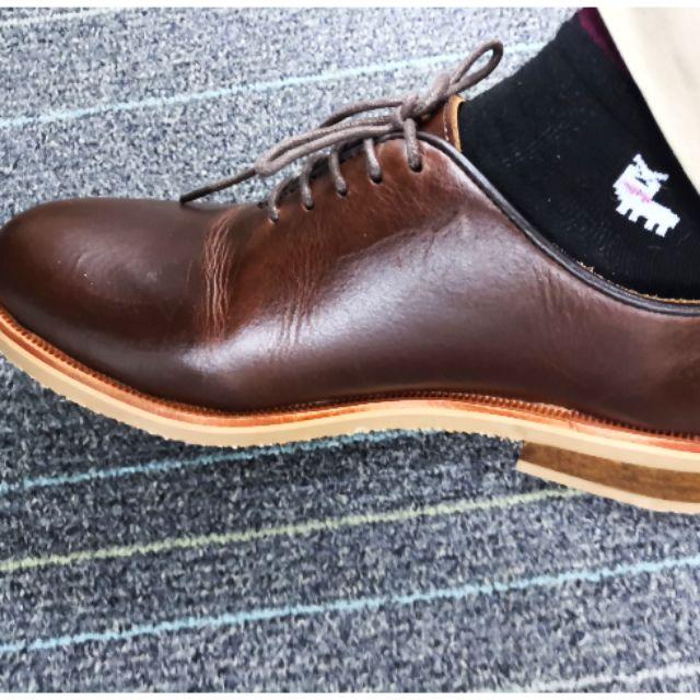 รองเท้าคัชชูผู้ชายหนังแท้ (มือ2)