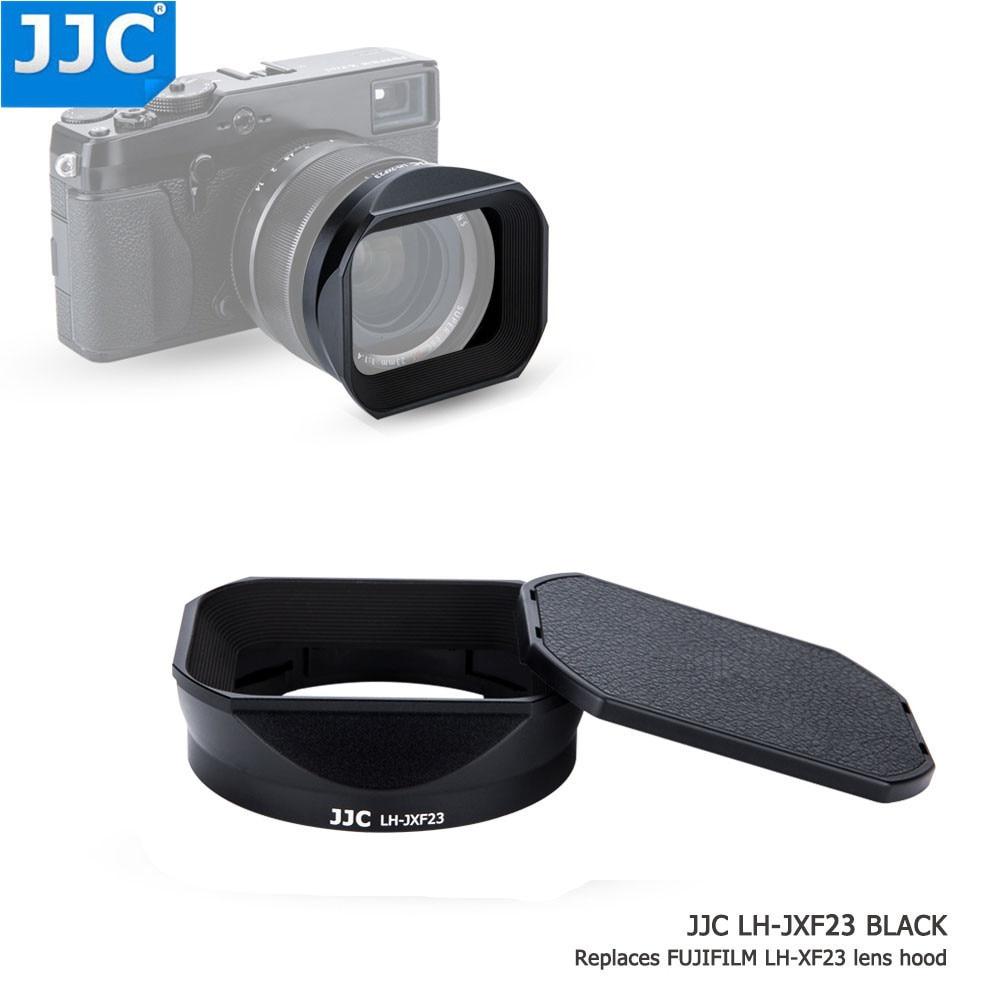 JJC Lens Hood for Fujinon XF 23mm F1.4 & 56mm F1.2 R APD on Fuji XT30 XT20 XT10 XPro2 XPro1 XT3 XT2 XT3 Replace LHXF23