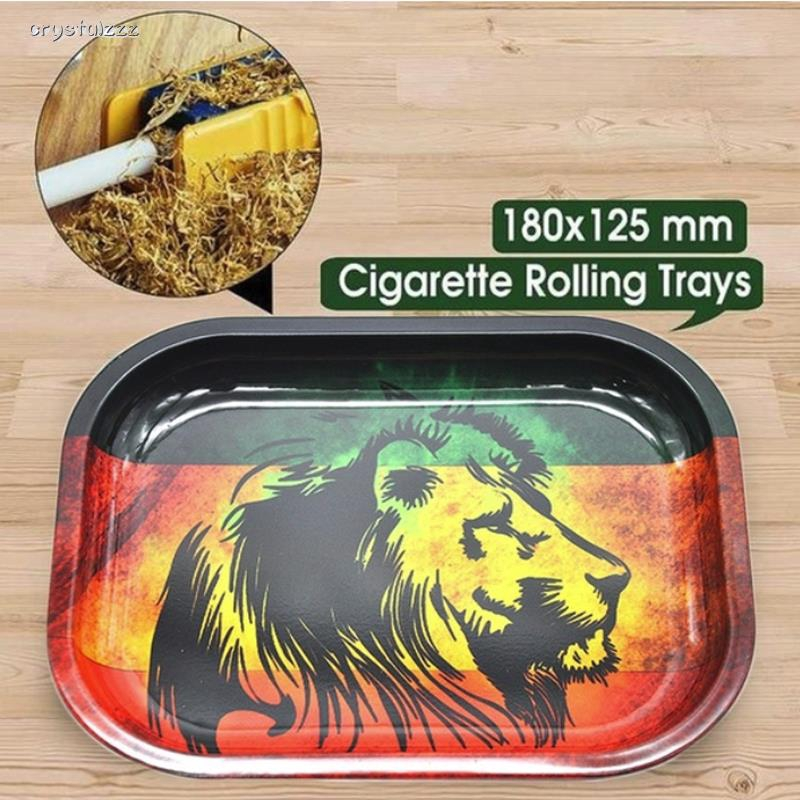 CR Lion Practical Receive Cigarette Holder Portable Top Quality Tobacco Durable Home