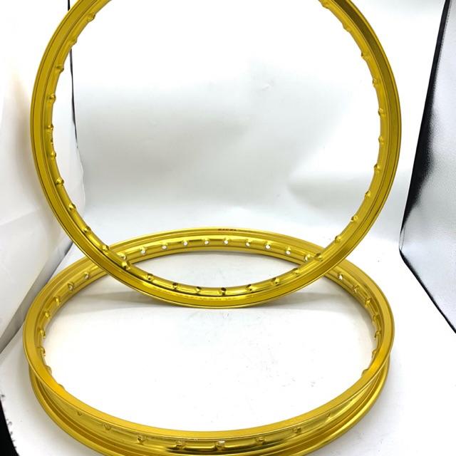 วงล้อ อลูมิเนียม EXCEL Sunstag Rim ขอบ1.2-17 สีทอง(ราคาพิเศษ)
