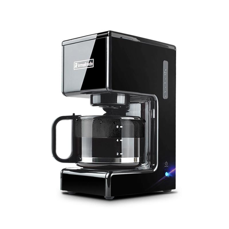 เครื่องทำกาแฟเครื่องชงกาแฟ Alfide เครื่องชงชาอัตโนมัติแบบอเมริกันขนาดเล็ก