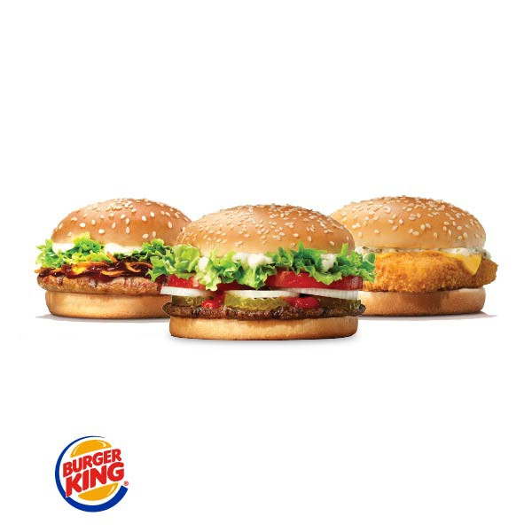 Burger King [Scan & Pay] ส่วนลด ฿25 #0
