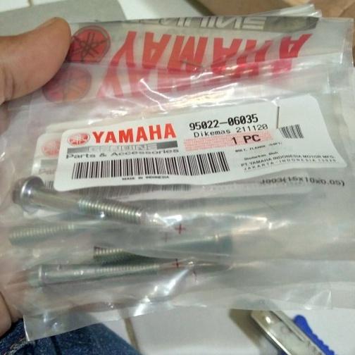 กลอนบล็อกท่อ Cvt Yamaha Nmax Soul Gt Xride Mio 125 95022-06035