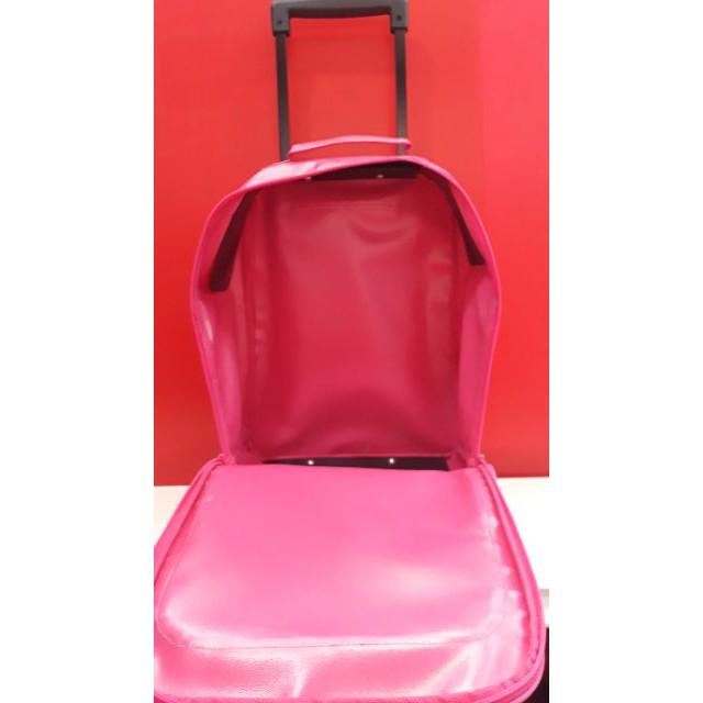 กระเป๋าเดินทางล้อลาก กระเป๋าล้อลาก กระเป๋าลาก กระเป๋าลาก Frozen ขนาด 12-14 นิ้ว.
