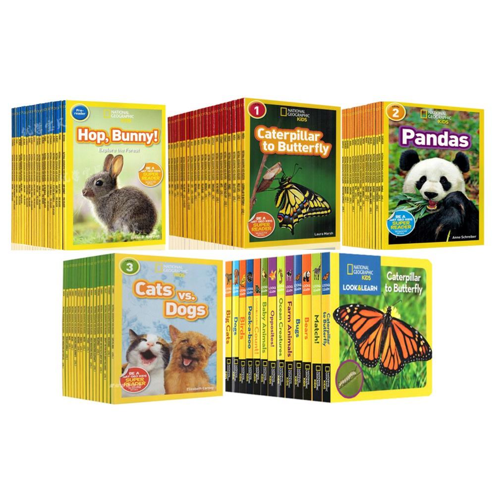 🔥 พร้อมส่ง!! National Geographic Kids Books 🔥