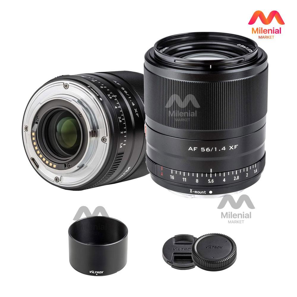 Viltrox Af 56mm F1.4 เลนส์สําหรับ Fuji X-mount Xmount