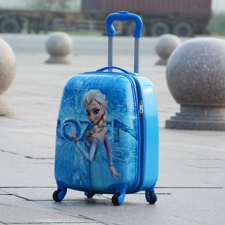 กระเป๋าเดินทางลายการ์ตูน 18 นิ้ว