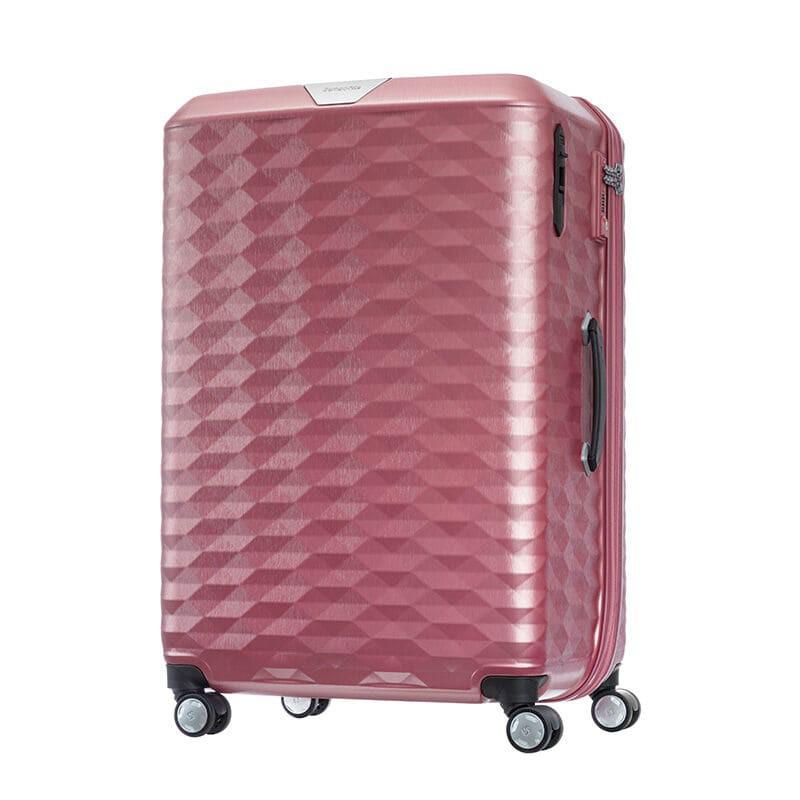 "SAMSONITE (SIZE28""มี3สี) กระเป๋าเดินทางล้อลาก มีระบบล็อกล้อ รุ่น POLYGON SPINNER 75/28 ขนาด 28 นิ้ว"