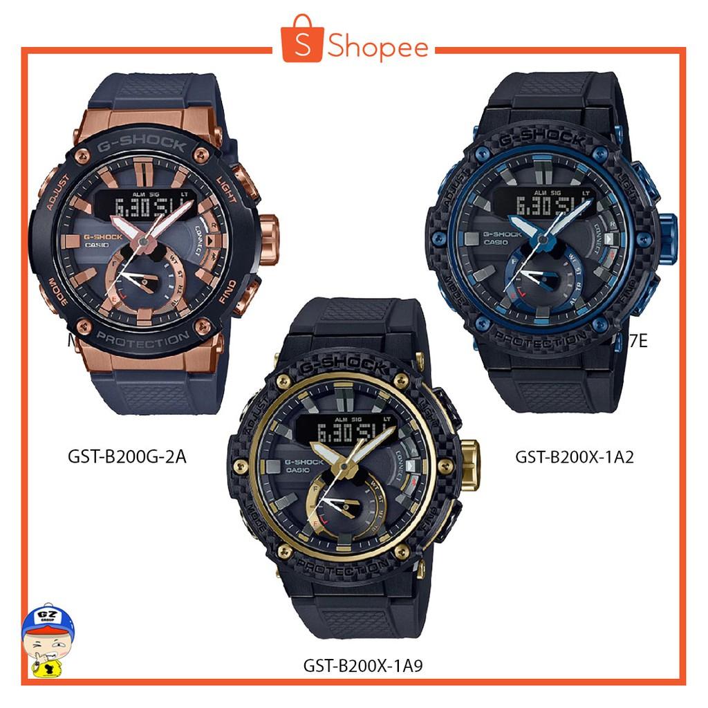 นาฬิกา Casio G-SHOCK รุ่น GST-B200