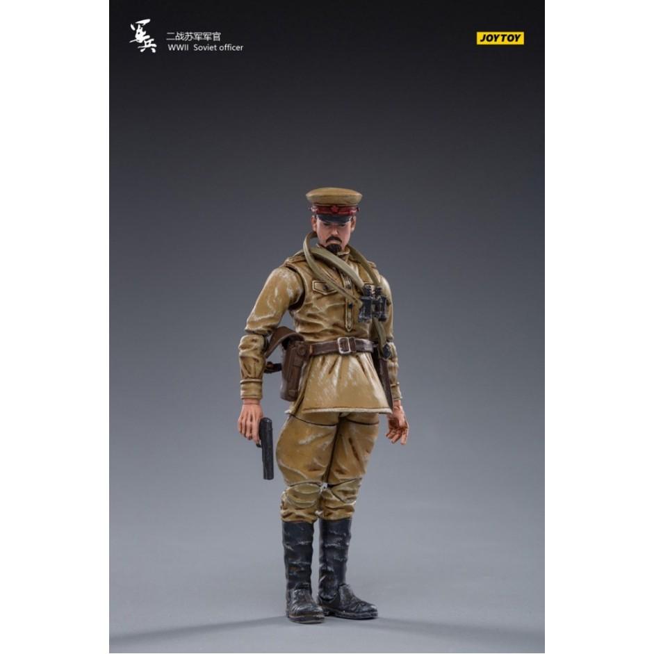 [Preorder] 1/18 Figure - Joy Toy - WWII Soviet officer