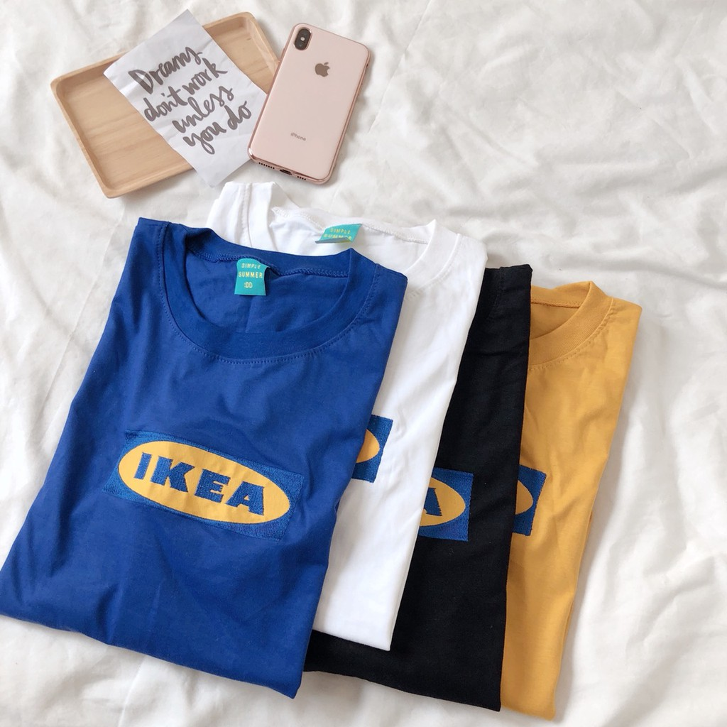 Image # 1 of Review _____Oversize_____ ปักอกลายikea