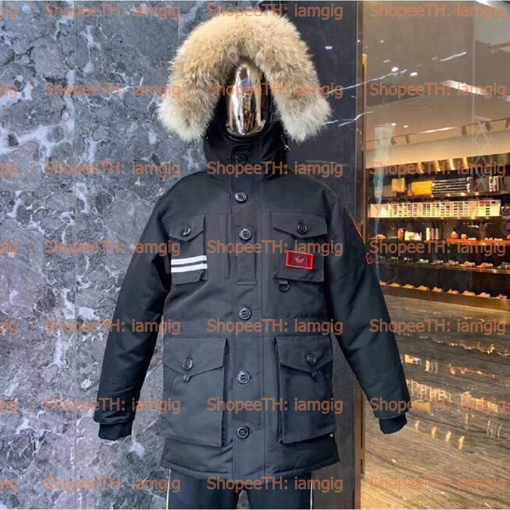 [Pre] Canada Goose Canada Coat Mens Down Coats แจ็คเก็ตและโค้ท