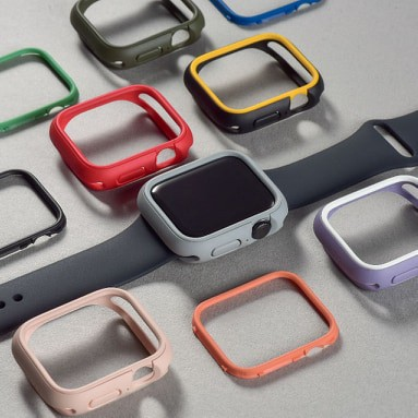 เคส Apple Watch Series SE/6/5/4 Rhinoshield CrashGuard NX และ Extra Rim ขนาด 44mm