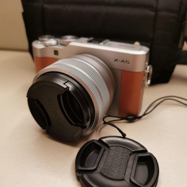 กล้อง fuji xa5 มือสอง ออกศูนย์จาก big camera ที่ไทย