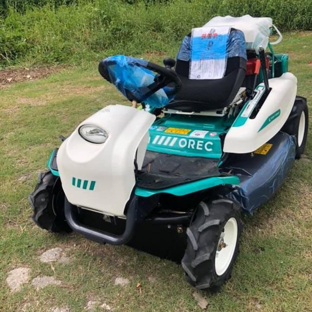 รถตัดหญ้านั่งขับใหม่