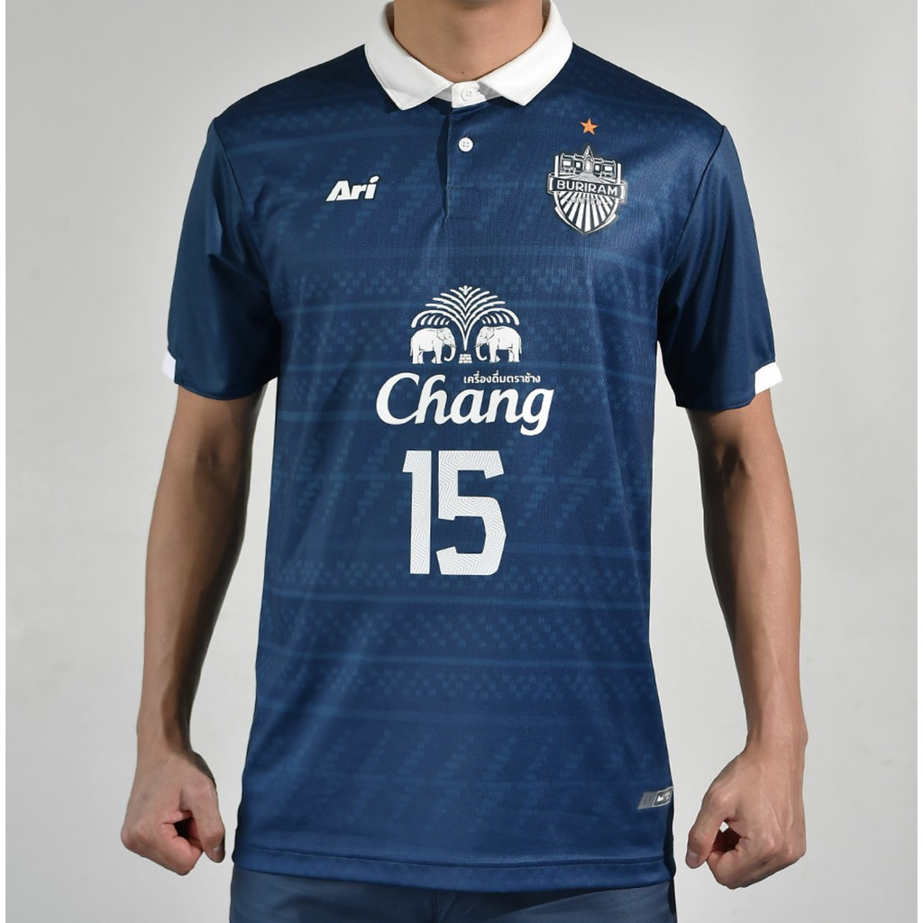 เสื้อบุรีรัมย์ ยูไนเต็ด 2020 (ชุด AFC) - BURIRAM UNITED HOME AFC (Ari) 2020
