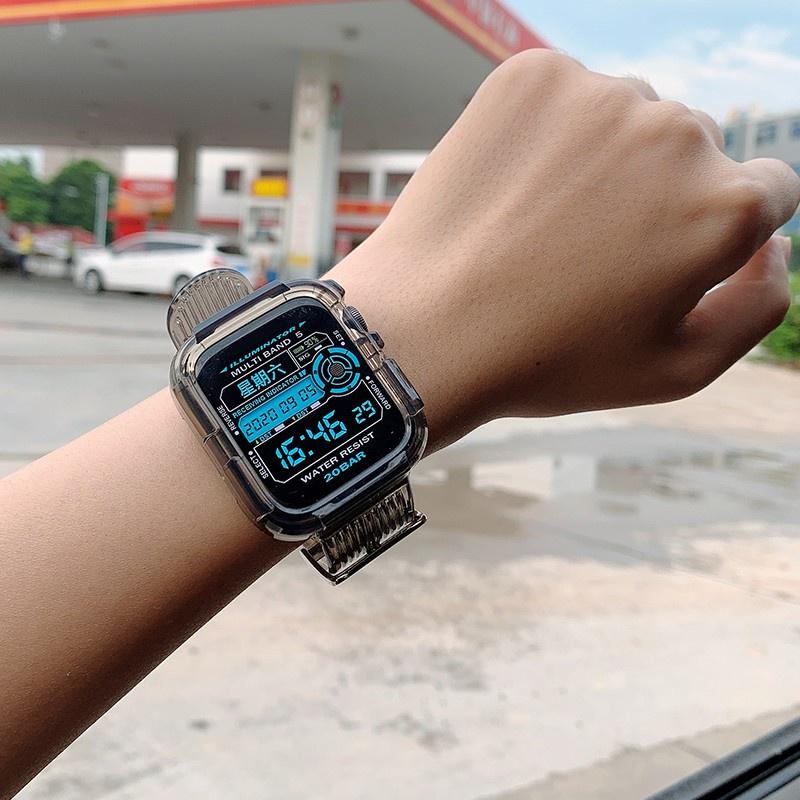 ใหม่สายนาฬิกาข้อมือ applewatch 3C สําหรับ applewatch