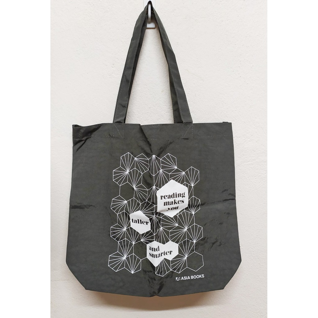 กระเป๋าผ้า Asia Books
