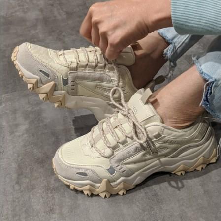 【Gary SHOP】【ต่างประเทศซื้อ】FILA FILA OAKMONT TR เป็นกลางรองเท้าวิ่ง รองเท้าพ่อ รองเท้าลำลอง รองเท้ากีฬา รองเท้าคู่