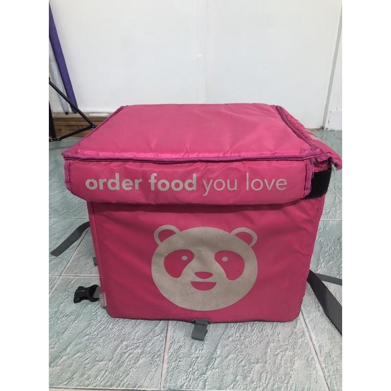 กระเป๋า foodpanda มือสอง สภาพ 90%