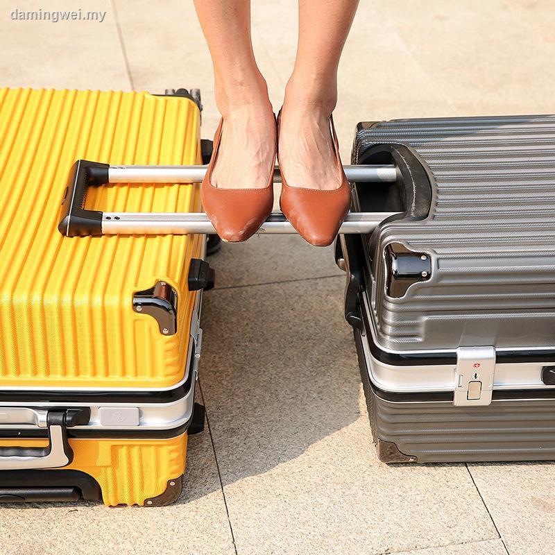 กระเป๋าเดินทางแบบมีรหัสผ่านขนาด 20 นิ้ว 22 24 26