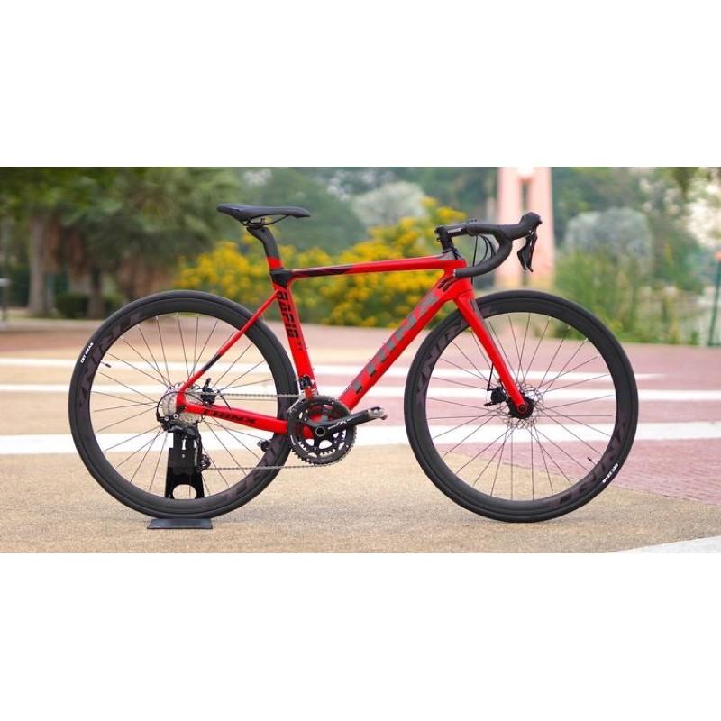 รถจักรยานเสือหมอบ TRINX RAPID 2.1 Hydraulic Disc Brake