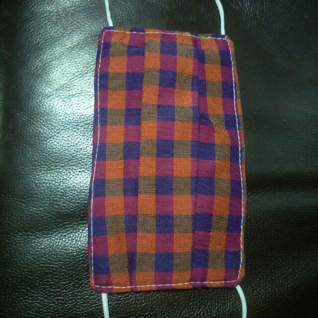 ผ้าปิดจมูกผ้าสาลูผ้าฝ้าย