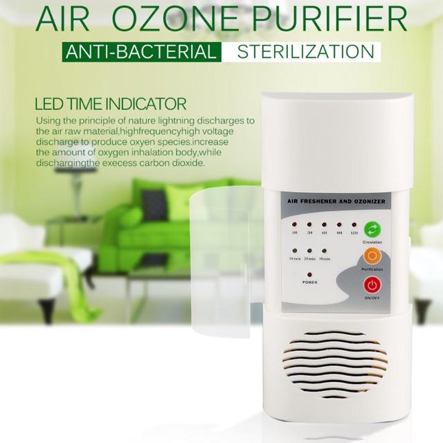 เครื่องผลิตโอโซน Ozone ในที่อยู่อาศัย