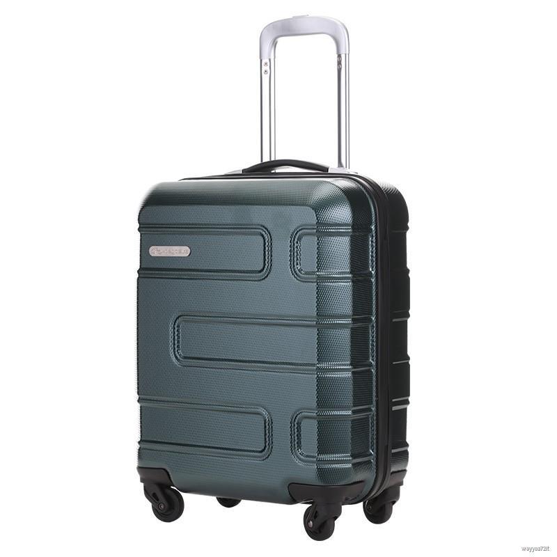 ✺กระเป๋าเดินทาง Pegasus luggage ขนาด 18 นิ้ว เหยียบไม่เเตก รุ่น NEW MORGAN TEXTURED(ถือขึ้นเครื่องได้ Carry-on)