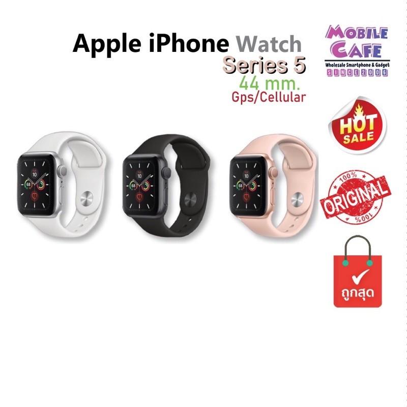 Apple Watch Series5 40mm/44mm (TH) อะลูมิเนียม Sport Band เครื่องศูนย์ ประกันศูนย์ทั่วไทย