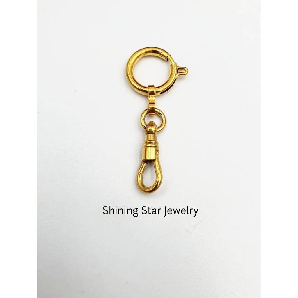 รังดุมห้อยพระ สแตนเลสแท้พร้อมก้ามปู งานทองเลเซอร์อย่างดี งานเรียบเนียน แขวนพระสวย ราคาสบายกระเป๋า ไม่ลอก ไม่ดำ