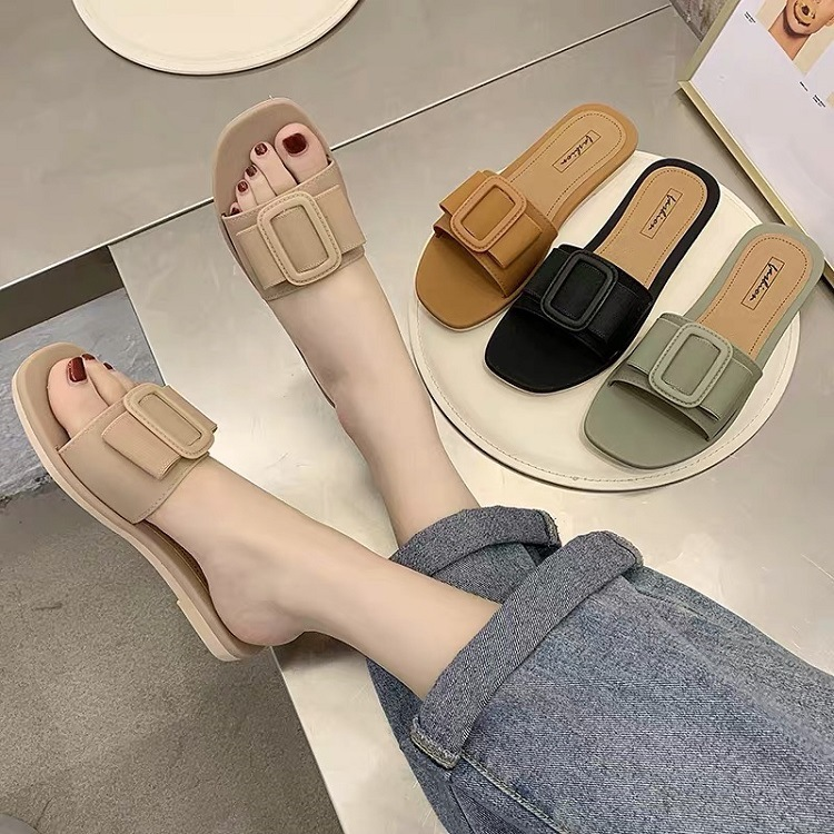 รองเท้าแตะคัชชู ผู้หญิง