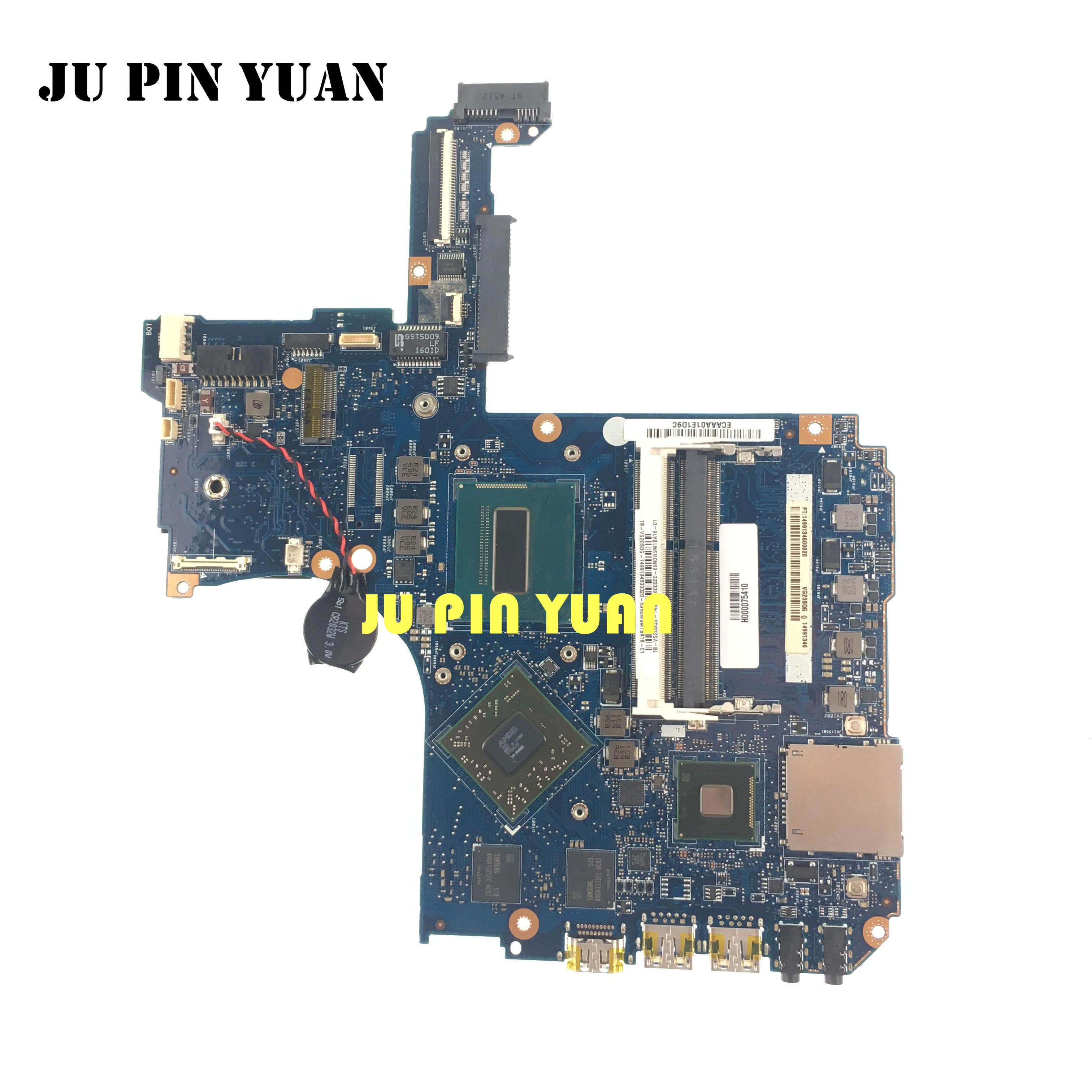 H000075410 VG20SQG 20CQG MB For TOSHIBA Satellite P50C P55T P55TB laptop motherboard I74720HQ CPU R9 M265X GPU