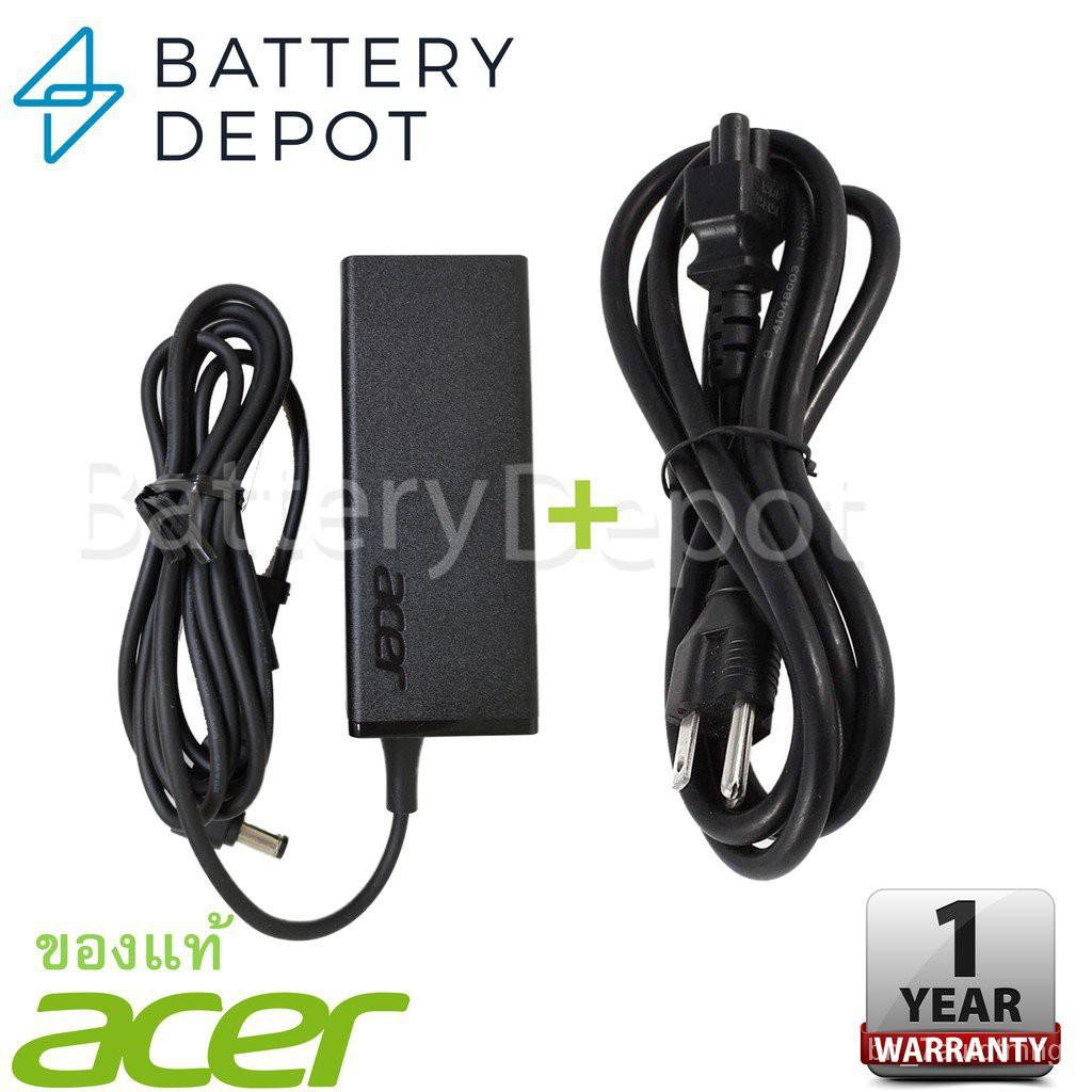 Acer Adapter ของแท้ ALL-IN-ONE (AIO) Aspire C20-720 C20-820 C20-830 Aspire ES11 ES1-421 45W 5.5 ES1-132 TravelMate P249