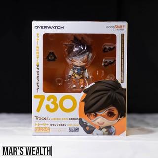 แท้ ) Nendoroid X Overwatch : Mercy Classic Skin Edition No 790