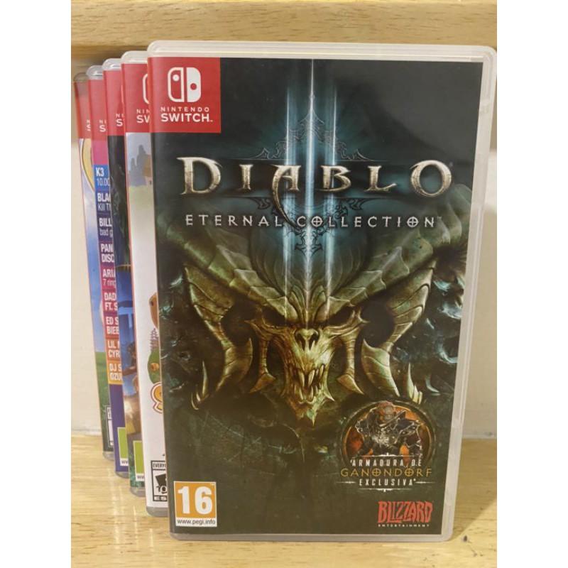 (มือ2) Diablo 3 : Nintendo switch NSW มือสอง สภาพดี