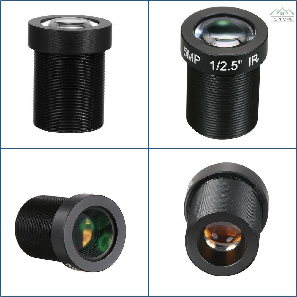 16mm 20 Degree Angle Fixed CCTV IR Board Camera Lens