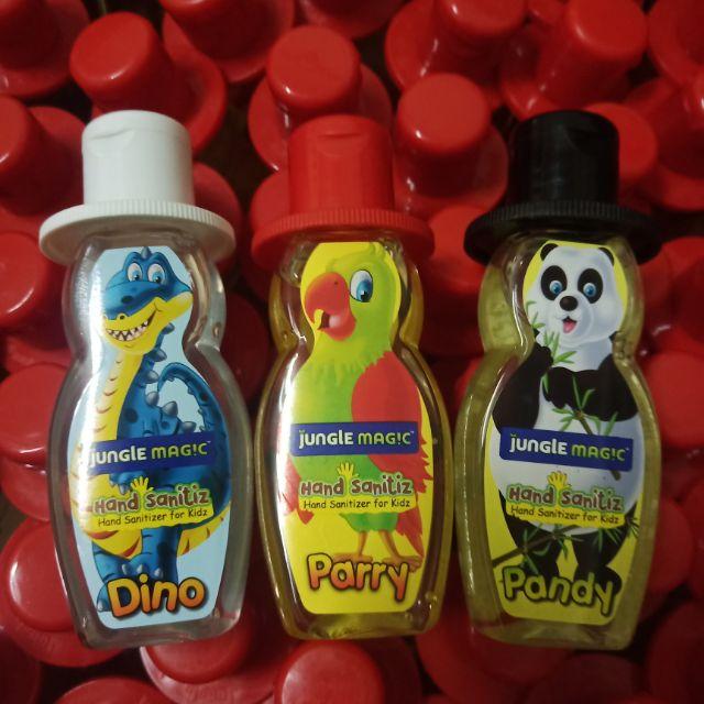 เจลล้างมืออนามัยของเด็ก แอลกอฮอล์95%