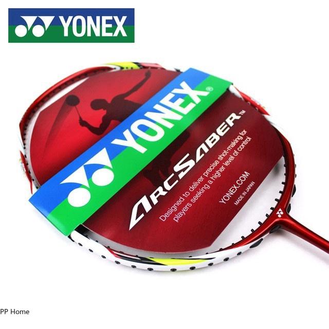 4 PLAYER YONEX BADMINTON SET 4 X RACKETS AND 3 X SHUTTLES