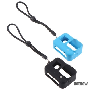 Review [HotNow] Silicone Case for Go Pro Hero 8 Protective Silicone Case Skin Housing Cover Bag