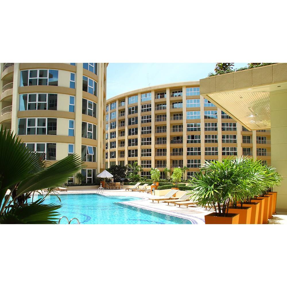 คอนโดซิตี้ การ์เด้น พัททยา บัตรกำนัลส่วนลด - City Garden Pattaya Condominium Discount Voucher.